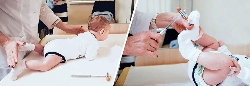 Обследование у детского невролога